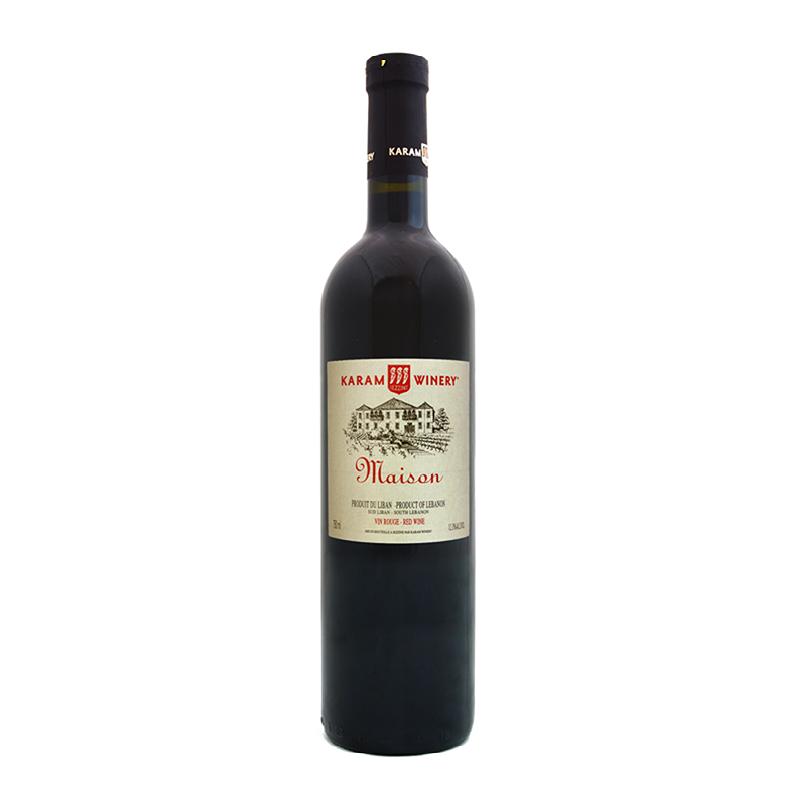 Karam Winery  Maison 2012 bei Weinstore24 - Ihr Spezialist für libanesische und exotische Weine