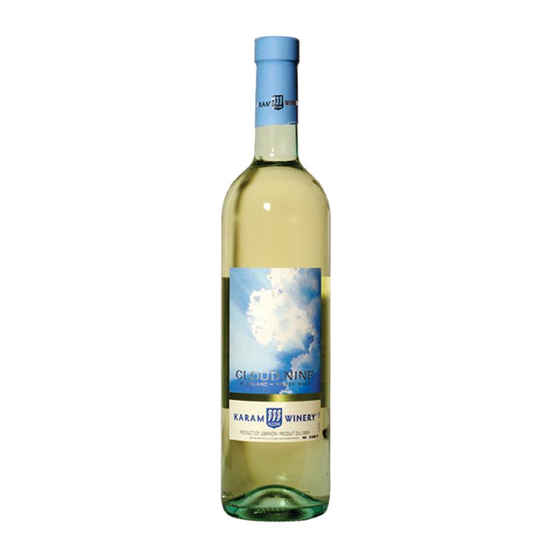 Karam Winery  Cloud Nine 2012 bei Weinstore24 - Ihr Spezialist für libanesische und exotische Weine