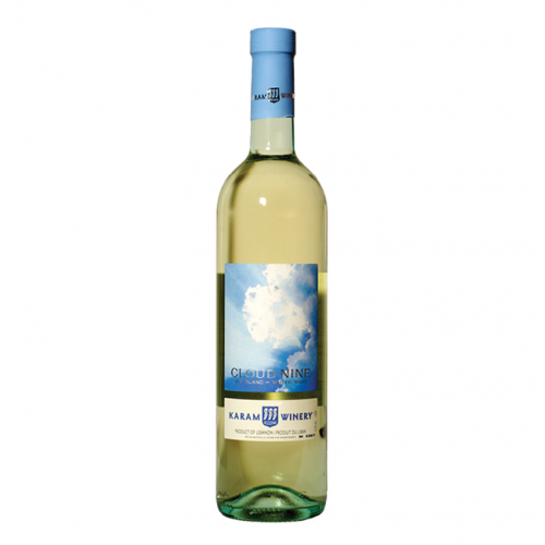Cloud Nine 2012 of Karam Winery from the Lebanon