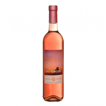 Arc-En-Ciel 2012 Rose 0,75L - Karam Winery
