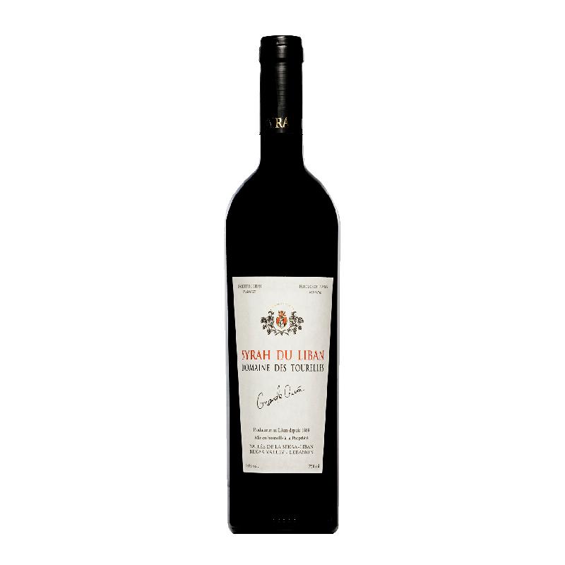 Domaine des Tourelles  Syrah du Liban 2011 bei Weinstore24 - Ihr Spezialist für libanesische und exotische Weine
