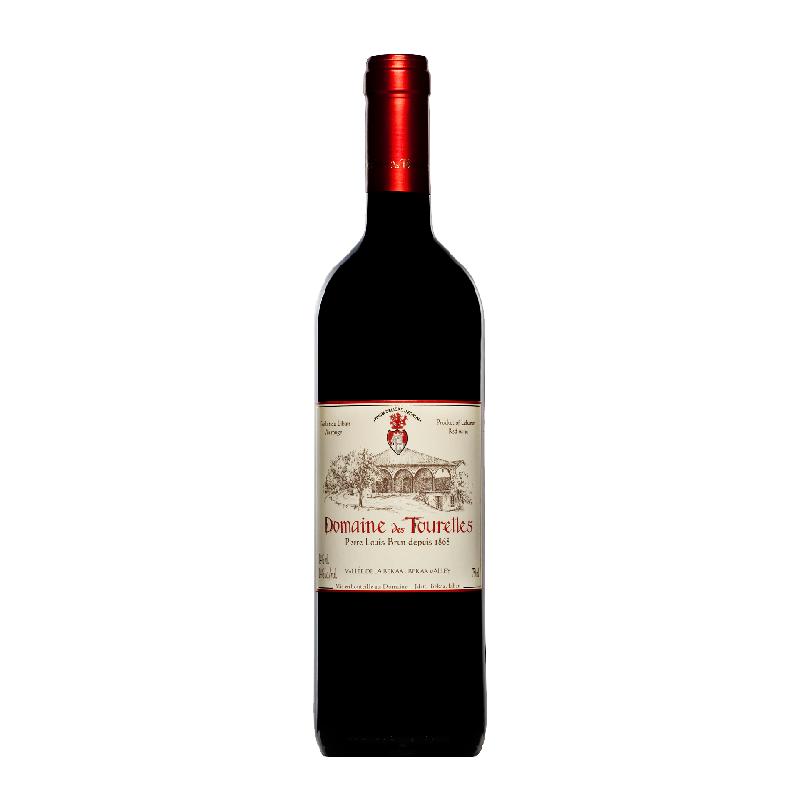 Domaine des Tourelles  Rouge 2010 bei Weinstore24 - Ihr Spezialist für libanesische und exotische Weine