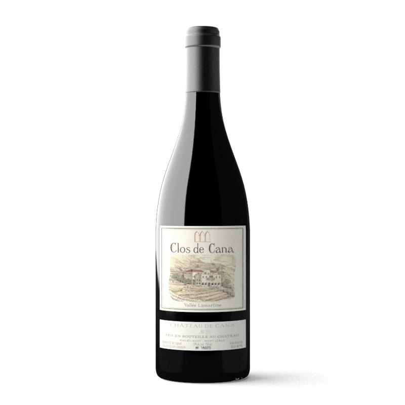 Chateau Cana  Chateau de Cana 2005 bei Weinstore24 - Ihr Spezialist für libanesische und exotische Weine