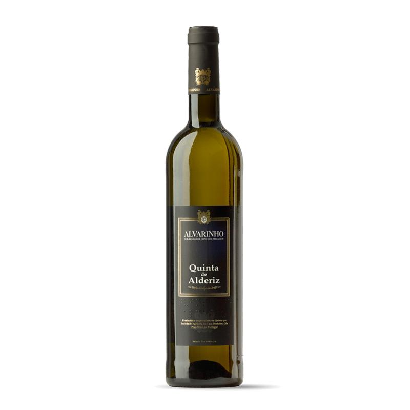 Quinta de Alderiz  Alvarinho 2015 bei Weinstore24 - Ihr Spezialist für libanesische und exotische Weine