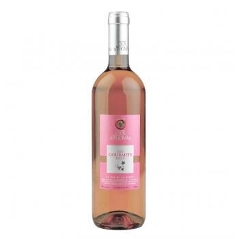 Les Gourmets 2013 Rose 0,75L - Clos St. Thomas