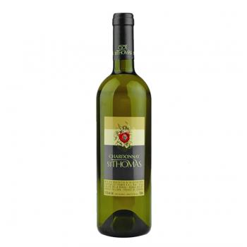 Chardonnay 2010 Weiss 0,75L - Clos St. Thomas