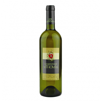 Chardonnay 2010 of Chateau Saint Thomas from the Lebanon