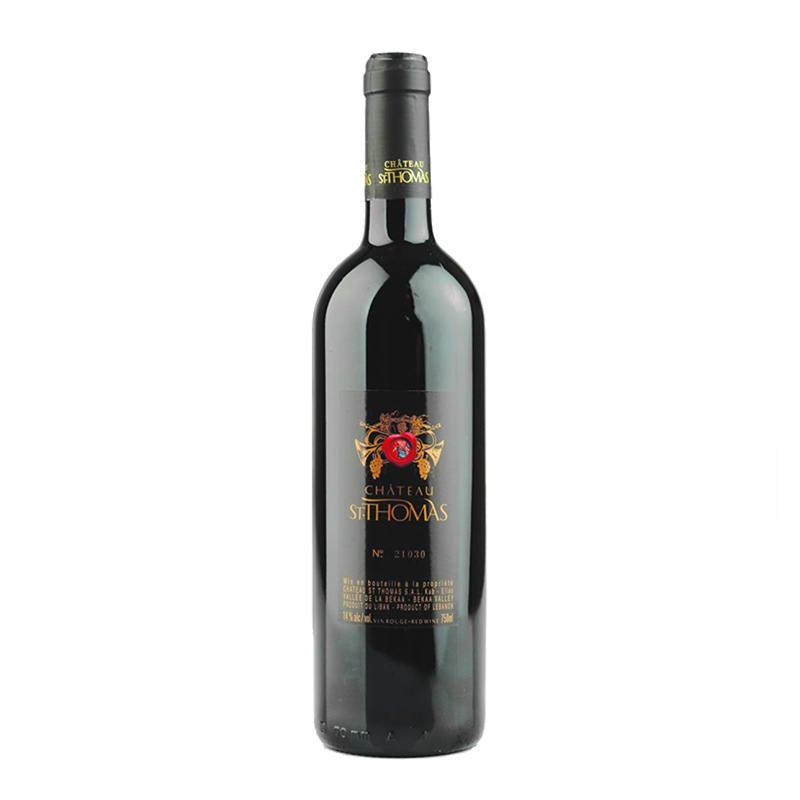 Chateau Saint Thomas  Chateau 2009 bei Weinstore24 - Ihr Spezialist für libanesische und exotische Weine