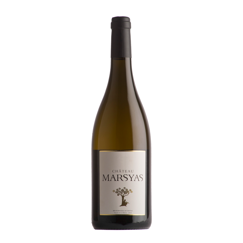 Blanc 2013 White 0,75L - Chateau Marsyas of Chateau Marsyas from the Lebanon