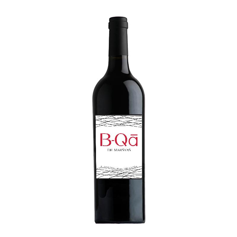 Chateau Marsyas  B-QA Rouge 2013 bei Weinstore24 - Ihr Spezialist für libanesische und exotische Weine