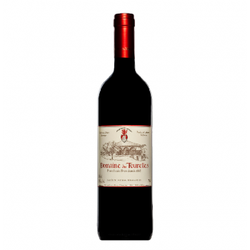 Rouge 2013 of Domaine des Tourelles from the Lebanon