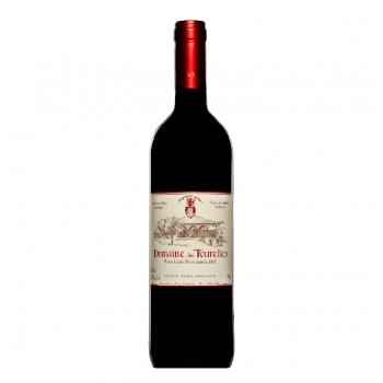 Domaine des Tourelles  Rouge 2013 bei Weinstore24 - Ihr Spezialist für libanesische und exotische Weine