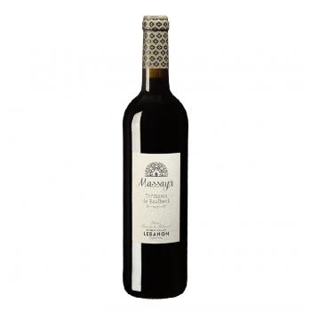 Massaya  Terrasse de Baalbek 2013 bei Weinstore24 - Ihr Spezialist für libanesische und exotische Weine