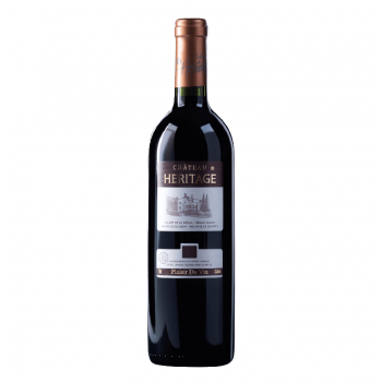 Plaisir du Vin 2012 of Chateau Heritage from the Lebanon