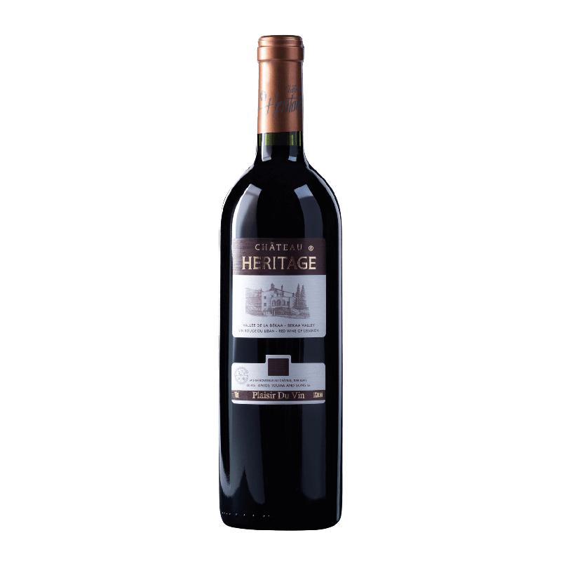Chateau Heritage  Plaisir du Vin 2012 bei Weinstore24 - Ihr Spezialist für libanesische und exotische Weine