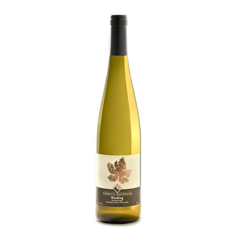 Riesling 2013 of Batroun Mountains from the Lebanon