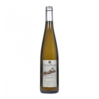 Pinot Gris 2011 of Chateau Khoury from the Lebanon
