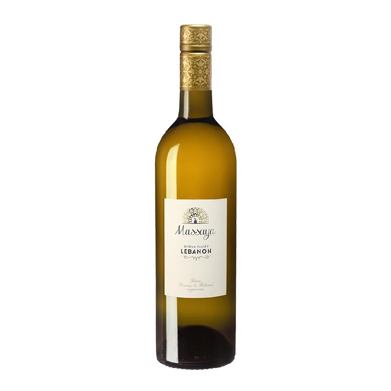 Blanc 2016 of Massaya from the Lebanon