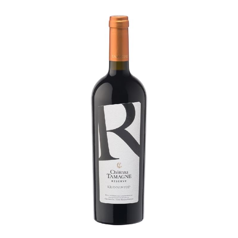Château Tamagne  Krasnostop 2014 bei Weinstore24 - Ihr Spezialist für libanesische und exotische Weine