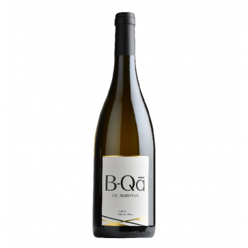 B-QA Blanc 2016 of Chateau Marsyas from the Lebanon