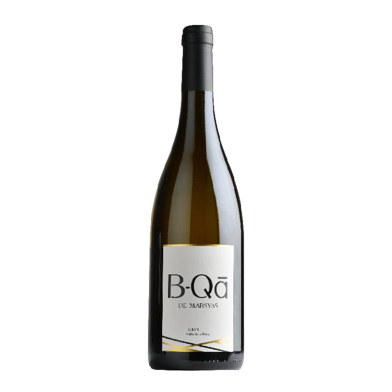 B-QA Blanc 2016 of Chateau Marsyas from the Lebanon