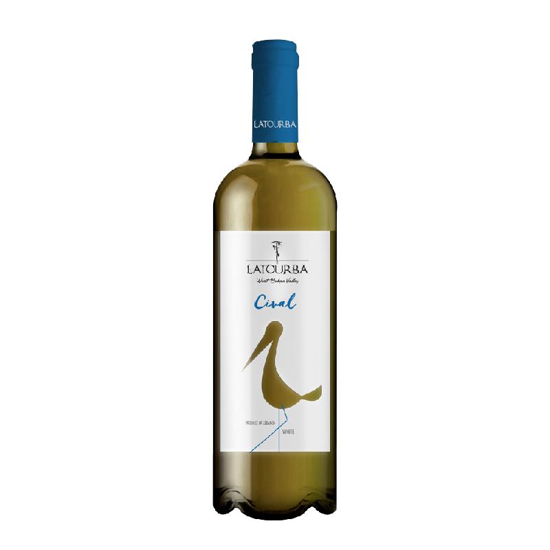 Latourba  Cival 2017 bei Weinstore24 - Ihr Spezialist für libanesische und exotische Weine