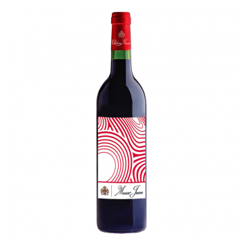 Jeune Red 2016 of Chateau Musar from the Lebanon