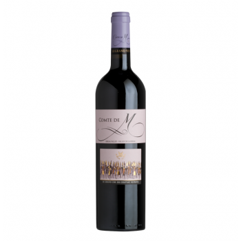 Chateau Kefraya  Comte de M 2009 bei Weinstore24 - Ihr Spezialist für libanesische und exotische Weine