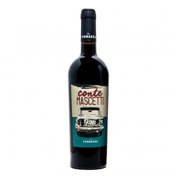 Conte Mascetti 2016 von La Tognazza bei Weinstore24 - Ihr Spezialist für libanesische und exotische Weine
