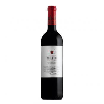 Bodegas Alvia - Crianza Mileto 2015 Red 0,75L from Spain