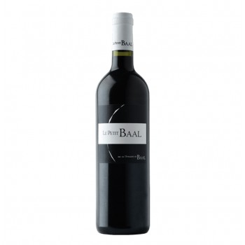 Petit de Baal 2013 of Domaine de Baal from the Lebanon