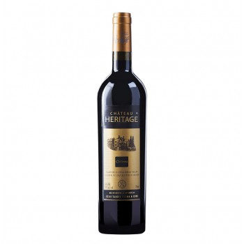 Chateau Heritage 2011 of Chateau Heritage from the Lebanon