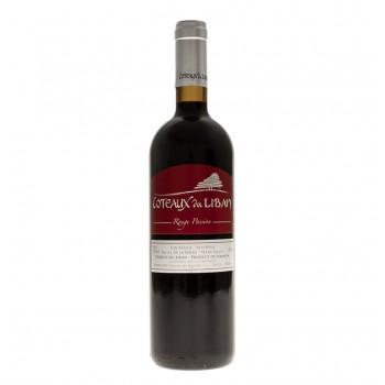 Coteaux du Liban  Rouge Passion bei Weinstore24 - Ihr Spezialist für libanesische und exotische Weine