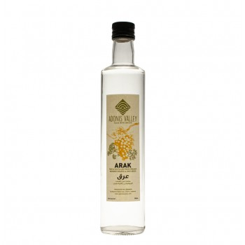 Arak Adonis from Lebanon