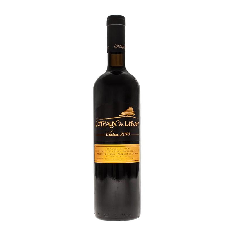 Coteaux du Liban  Chateau 2010 bei Weinstore24 - Ihr Spezialist für libanesische und exotische Weine