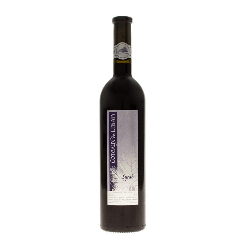 Coteaux du Liban  Syrah bei Weinstore24 - Ihr Spezialist für libanesische und exotische Weine