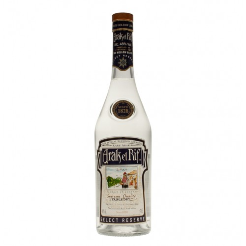 Arak El Rif - Blue Label Select Reserve