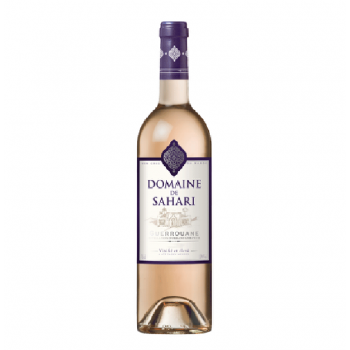 Guerrouane Rose 2015 of Domaine Sahari from Morocco