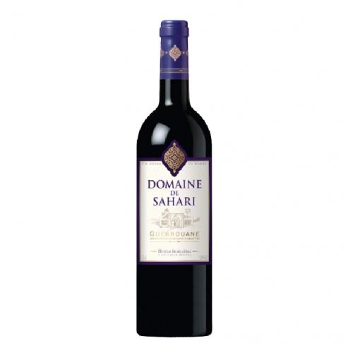 Domaine Sahari  Guerroune Rouge 2015 bei Weinstore24 - Ihr Spezialist für libanesische und exotische Weine