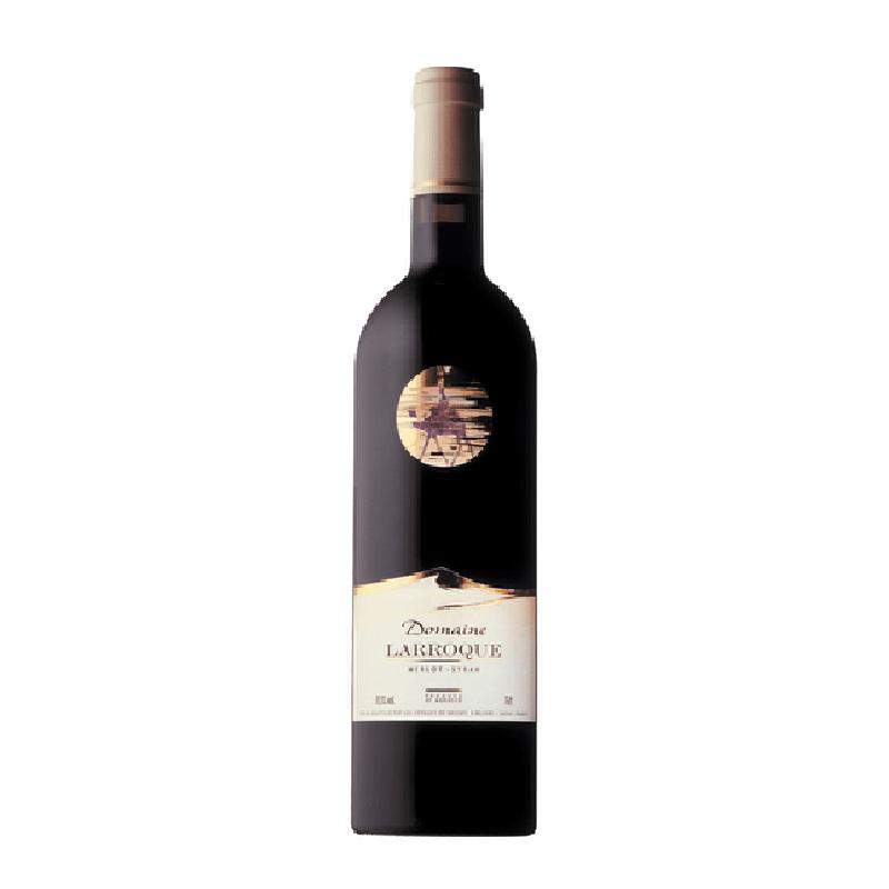 Beni M'Tir  Domaine Larroque 2015 bei Weinstore24 - Ihr Spezialist für libanesische und exotische Weine