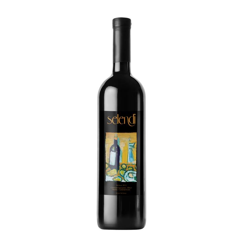 Selendi  Red Blend 2013 bei Weinstore24 - Ihr Spezialist für libanesische und exotische Weine
