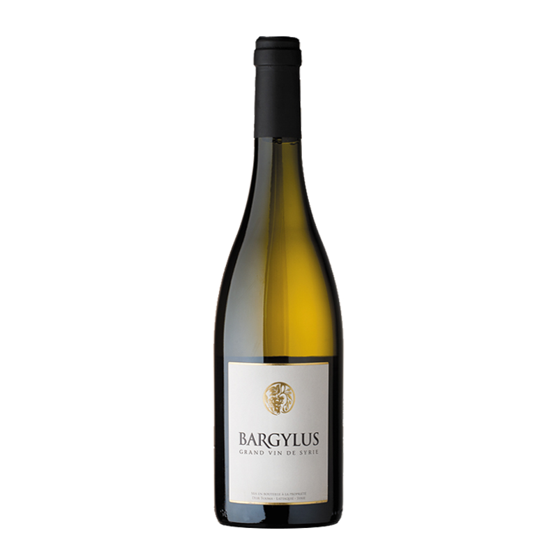 Blanc 2012 of Domaine Bargylus from Syria