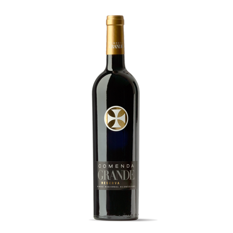 Reserva 2012 Red of Comenda Grande from Portugal
