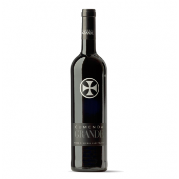 Tinto 2012 of Comenda Grande from Portugal