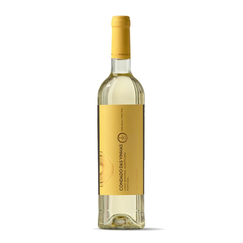Herdade Grande  Condado da Vinhas 2012 bei Weinstore24 - Ihr Spezialist für libanesische und exotische Weine