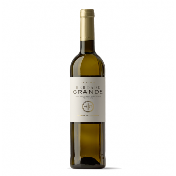 Branco 2013 of Herdade Grande from Portugal