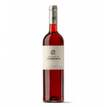 Rose 2012 of Herdade da Comporta from Portugal