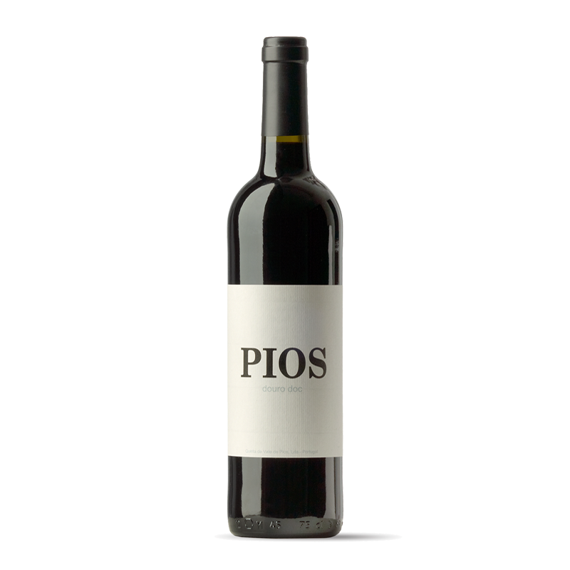 Pios Tinto 2012 of Vale de Pios from Portugal