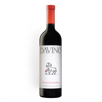 Rouge de Ceptura 2012 of Davino from Romania