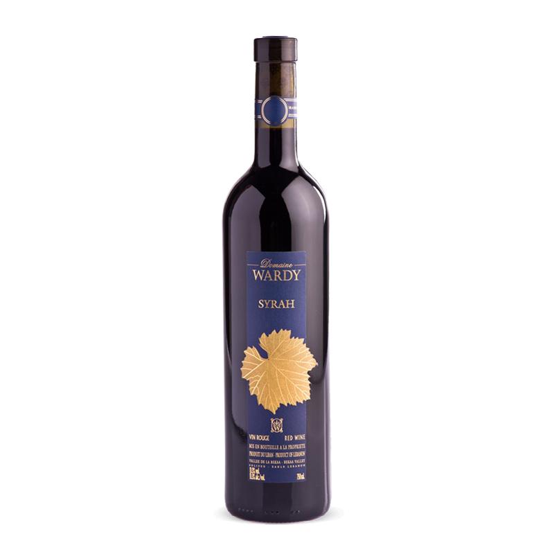 Domaine Wardy  Syrah 2014 bei Weinstore24 - Ihr Spezialist für libanesische und exotische Weine